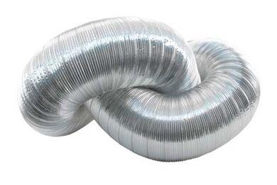 STARX Afvoerslang Flex Aluminium 150mm 3m