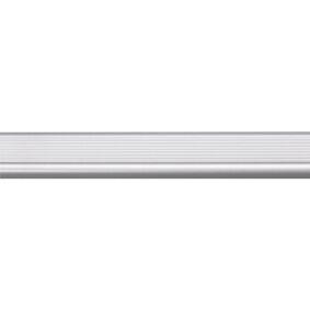 aluminium traplijst naturel geanod 5x25x2000