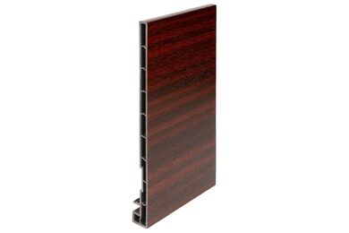 KERALIT 2821 Dakrandpaneel 200mm Mahonie Classic Nerf 10x200x6000mm