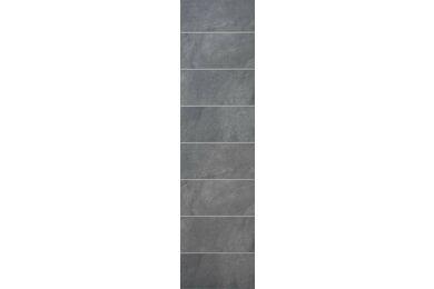Fibo-Trespo Wandpaneel Crescendo 1532 Negro Grande 2400x620x11mm