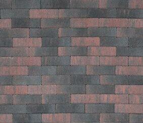 tremico dikformaat rood/zwart 20x6,7x6cm