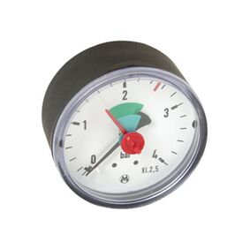 manometer buitendraads 63mm