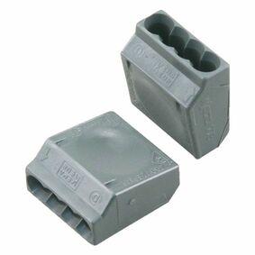 exin lasklem 3-polig 1,0-2,5mm² (set van 20 stuks)