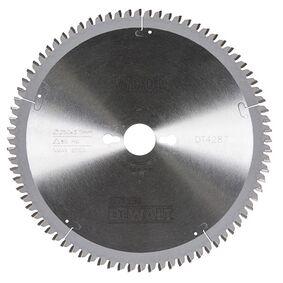 dewalt cirkelzaagblad 80tands dt4287-qz 250/30