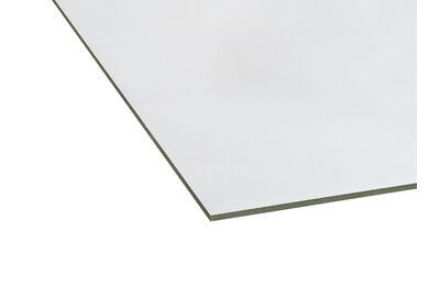MDF E1 Lakdraagfolie 2-Z Wit 12mm 244x122cm 70% PEFC