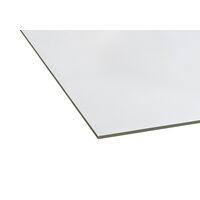 MDF E1 Lakdraagfolie 2-Z Wit 22mm 305x122cm 70% PEFC