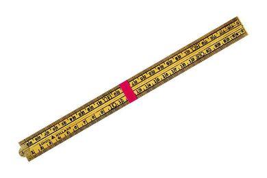 SCHUIL Duimstok 1516 1000mm Ramin 4Delig
