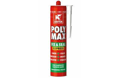 GRIFFON Poly Max Lijmkit Express Wit